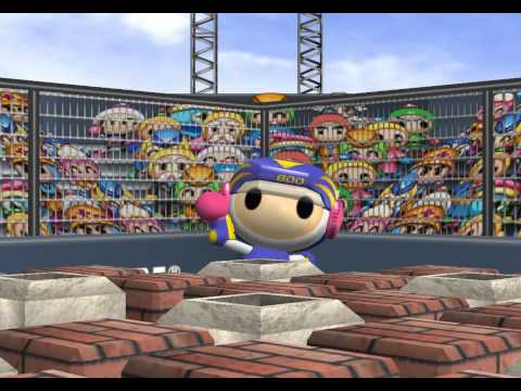 Bomberman Battles Gameplay {PS2} {HD 1080p}