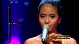 Grand Final The Rising Star Indonesia: Hanin Dhiya - When I Need You