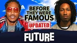 FUTURE | Before They Were Famous | Rapper Biography