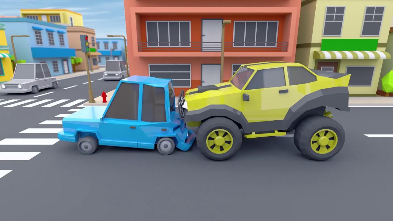 e-accident: Verkehrsunfallbericht - YouTube