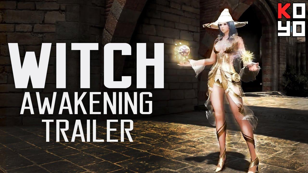 Black desert online witch awakening na date
