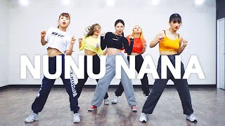 Jessi (제시) - '눈누난나 (NUNU NANA)' / Kpop Dance Cover / Mirror Mode (1:35~)