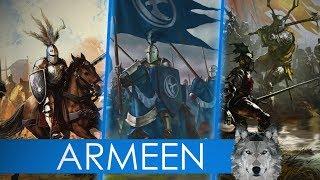 DIE 5 BESTEN ARMEEN WESTEROS! - Game of Thrones Special