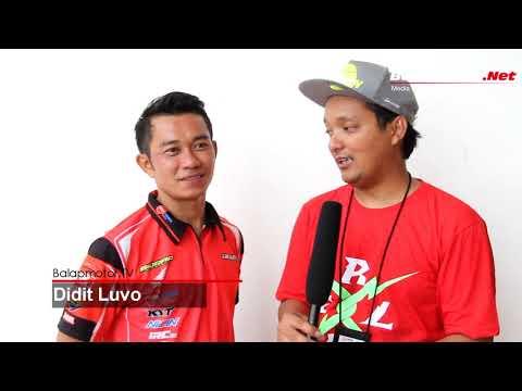 Fitriansyah Kete Raih Gelar Juara Region Motorprix Jawa 2017 Kelas MP1