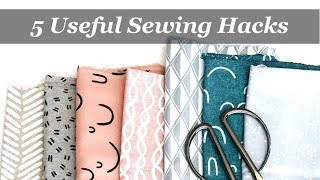 Download 5 Useful Sewing Hacks Mp3 and Videos