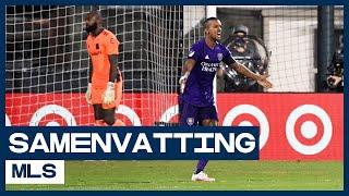 Hoofdrol Vermeer en Nani in kwartfinale | Orlando City SC - Los Angeles FC | MLS | Samenvatting