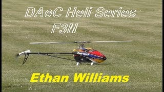 DAeC Heli Series F3N Kleinenbroich - Ethan Williams with T-Rex 700X