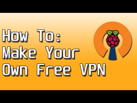 How To Make Your Own Free VPN [PIVPN] [Raspberry Pi]