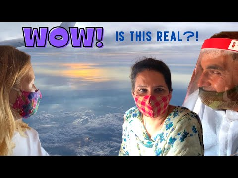 My Indian in-laws fly for the first time - Travelling from Jaipur to Delhi to Kerala
