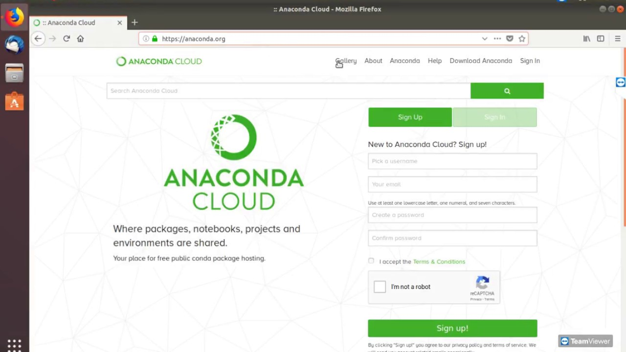 Let's Install: Anaconda with Jupyter notebook and Visual Studio Code on  Ubuntu 18 04