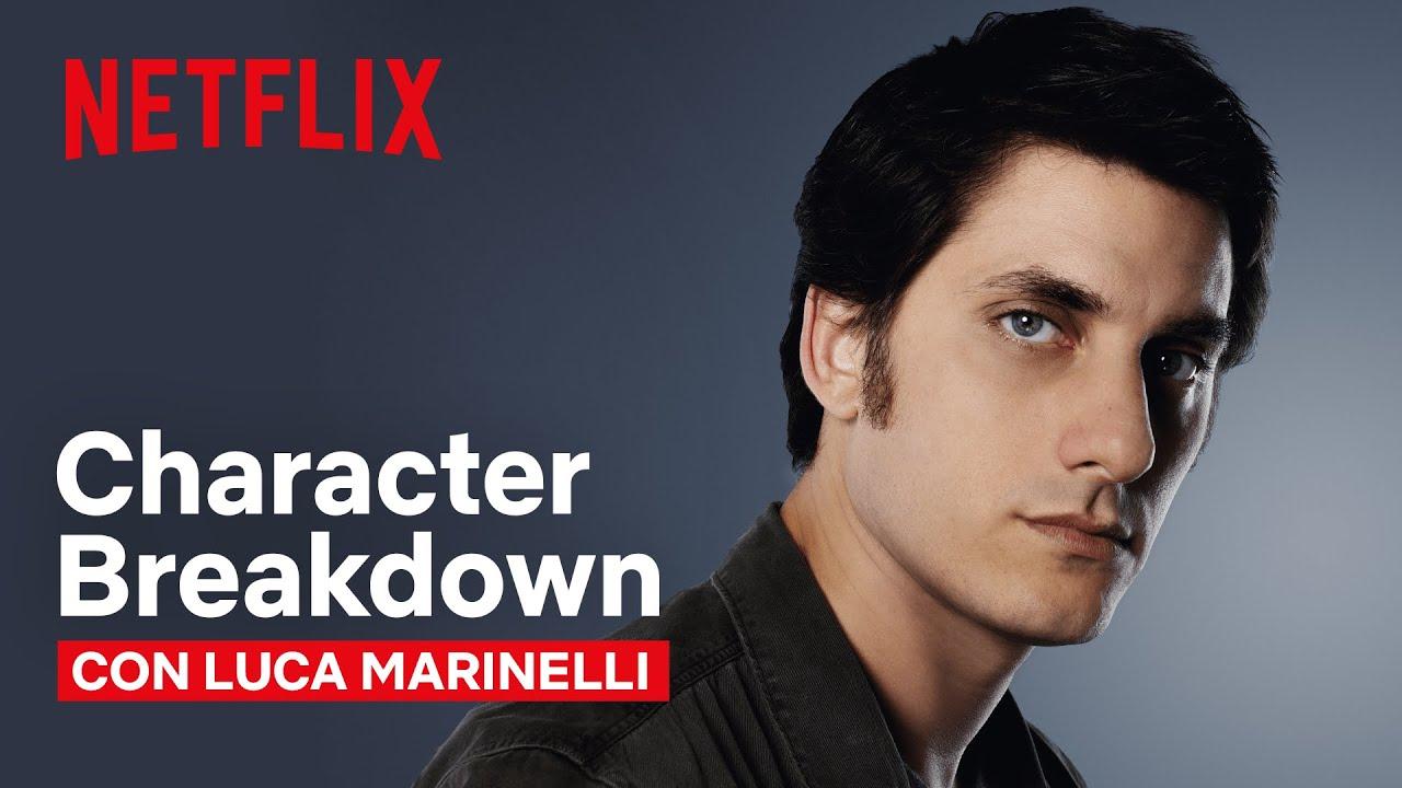 Nicky di The Old Guard spiegato da Luca Marinelli   Netflix Italia