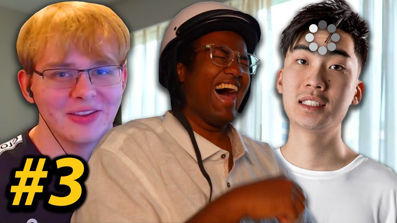 RiceGum is idiot, Growing up in Canada, Youtuber struggles (twomad podcast #3)