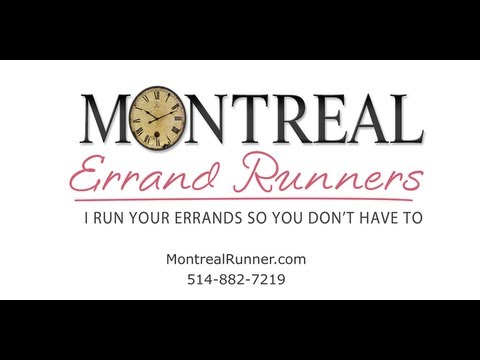 Radio Interview - Montreal Errand Runners - Concierge Services