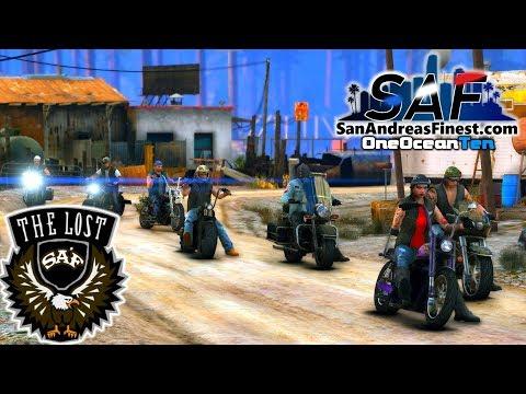 SA'F #164 - Trouble On Two Wheels | GTA V RP