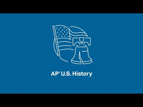 AP U.S. History: Period 6 – 1865–1898 (Immigrants, Labor, Westerners, Farmers, And Industrialism)
