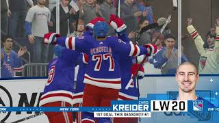 The Most Exciting Game Of Nhl '20 Ever Played J/k Jets Lose