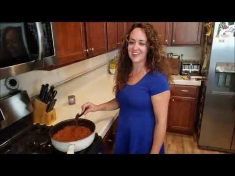 Easy Gluten Free Lasagna Recipe-How To Cook-Celiac
