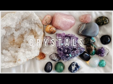 CRYSTALS: How They Work & Crystal Meanings