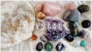 One of Annie Tarasova's most viewed videos: CRYSTALS: How They Work & Crystal Meanings