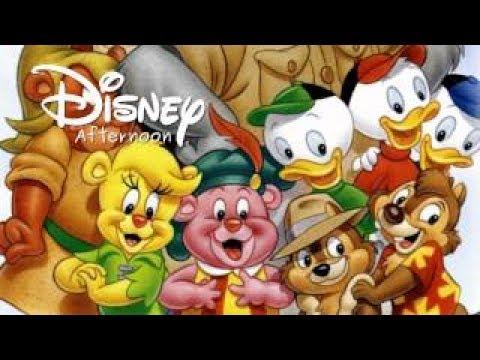 DisneyDags Intro - (ÄVEN VISSA SERIER)
