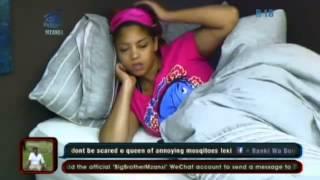 Big Brother Mzansi Shower Hour Mandla And Lexi