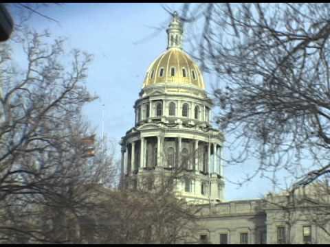 Denver Drive Bys State Capital Building