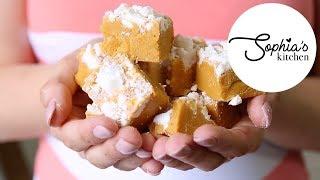 Lemon Meringue Fudge (Happy international FUDGE day!!!)  Sophia&#39s Kitchen