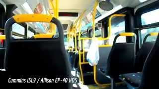MTA Maryland: 2012 New Flyer XDE40 (Hybrid) #12018 on Route qb46 // Quickbus