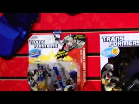 Transformers Bot Shots 2 - Toy Fair 2012