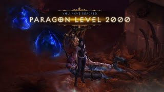 [Diablo 3] The Paragon Problem