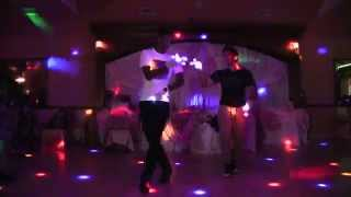 Flying Colorz Dance Crew | Quinceanera Surprise Dance | Bone Breaking Dance