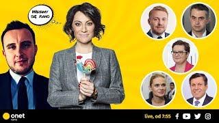 #OnetRANO - 22.10.2018 - #Wybory2018 - Na żywo