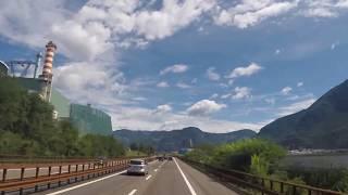 Austria to Germany - Border Crossing Germany