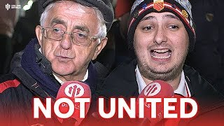 NOT UNITED PLAYERS! Southampton 2-2 Manchester Utd