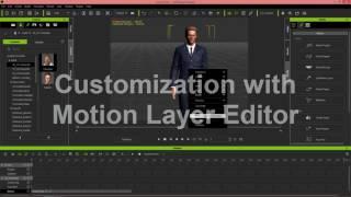 iClone 6.5 Tutorial - Customizing MixMoves Animations