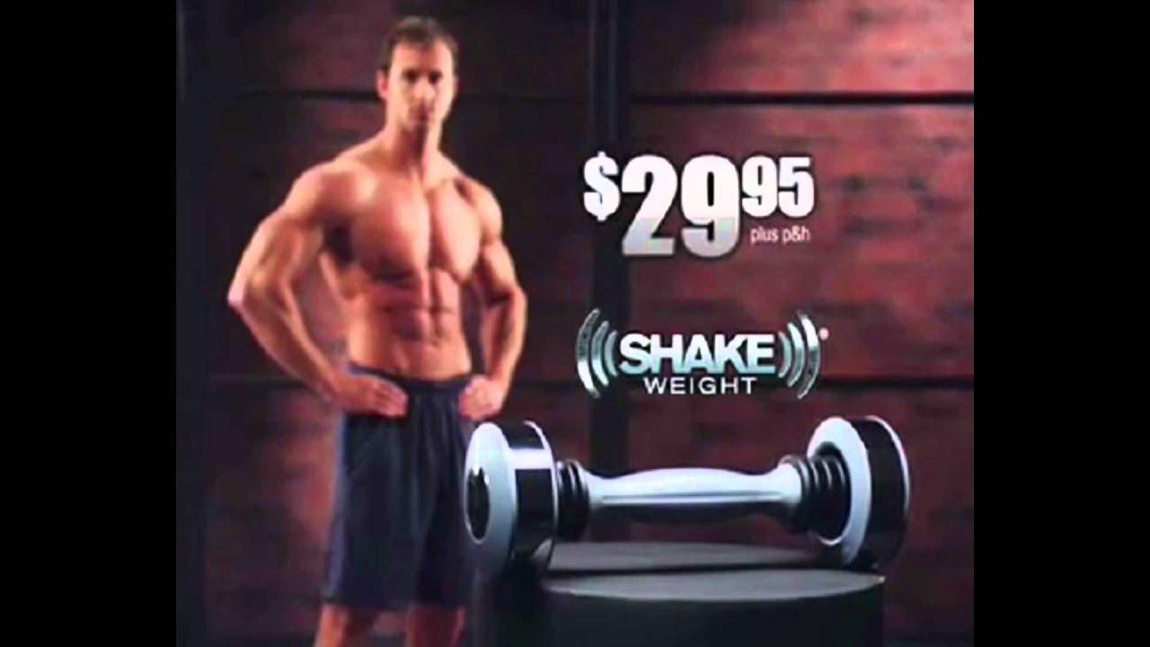 Workout infomercial parody eoua