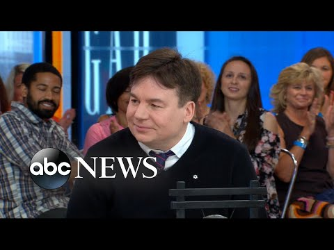 Mike Myers hints at possible new 'Austin Powers' movie