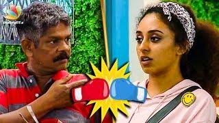 സുരേഷിനെതിരെ പേളി   Bigg Boss Episode  51   Aristo Suresh, Pearly Maaney