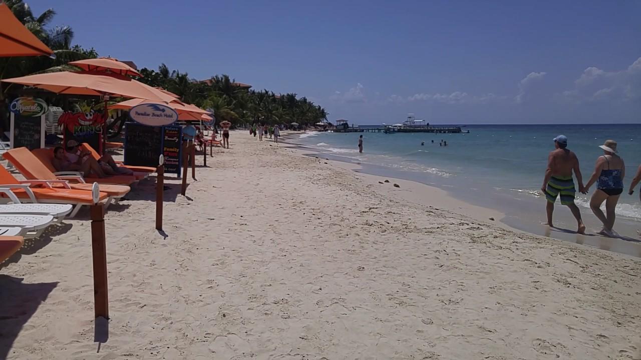 West Bay Beach, Roatán, Honduras April 2016 - YouTube