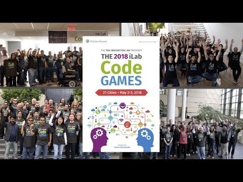 A Peak at the 2018 Wolters Kluwer Code Games