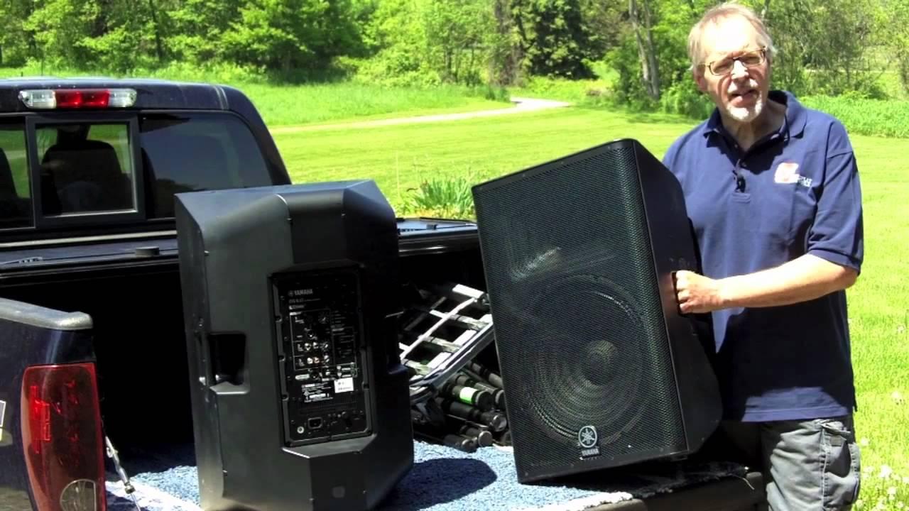 Review: Yamaha DXR15