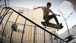 Koby Dvorak and Braden Hoban, Local Skateshop Part