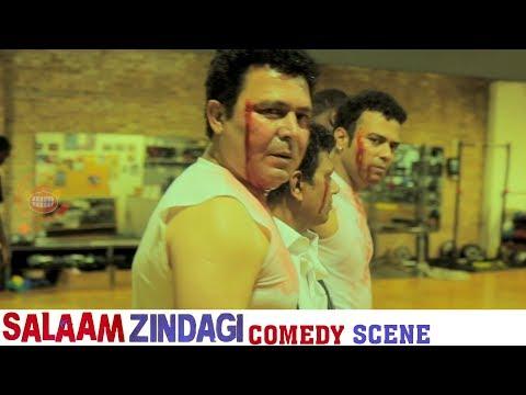 Salaam Zindagi Comedy Scenes Part 2 | Non Stop Comedy Scenes | Aziz Nazer, Salim Pheku, Ismail Bhai. thumbnail