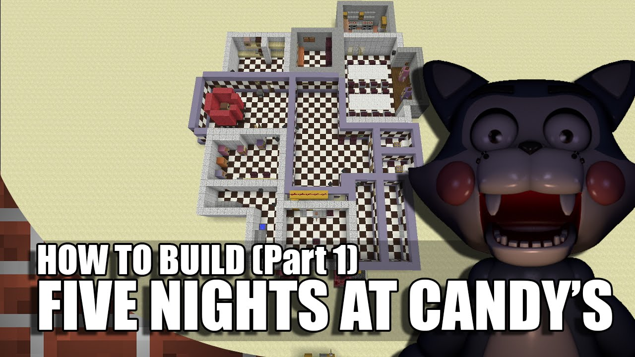 Five Nights At Candy S  Room