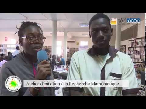 3e session d'initiation à la Recherche mathématique RC2S, Animath-Campus France