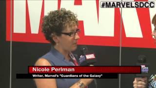 Nicole Perlman Shares