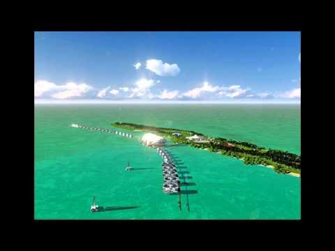 Leonardo DiCaprio's Paradise (Island) In Belize