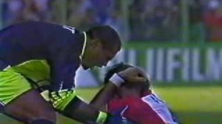 France - Paraguay (1-0 ap) / Coupe du Monde 98 / Telefoot