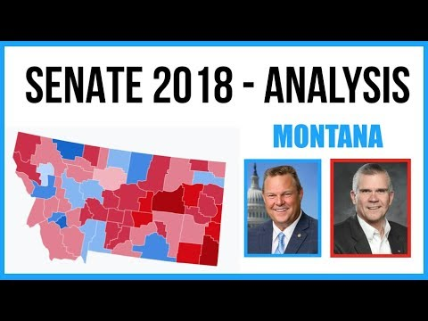 Montana 2018 Senate Results - Analysis + Discussion