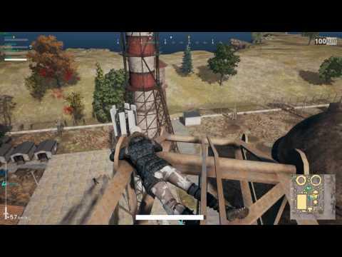 Worst Landing possible on PUBG